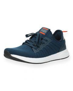 Blauwe sneakers Mike M