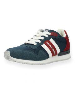 Blauwe sneakers Stellar