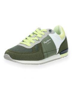 Groene sneakers Sydney Boy
