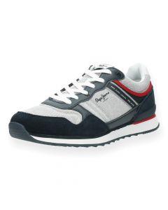 Grijze sneakers Cross