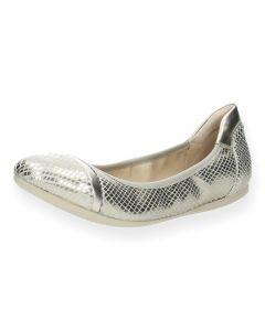 Metallic ballerina's