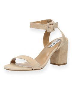 Beige sandalen Malia
