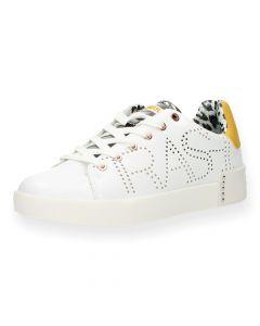 Witte sneakers Lewi