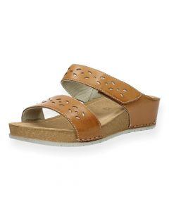 Camel slippers sleehak