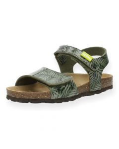Kaki sandalen Kermit 4