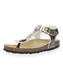Slangenprint sandalen Nairobi