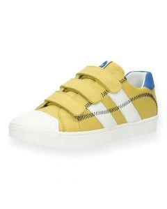 Gele sneakers Furio 2B