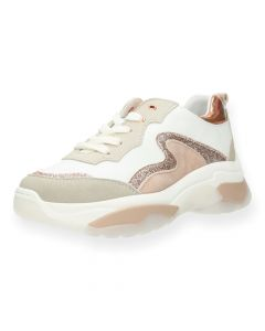 Witte sneakers Canoas