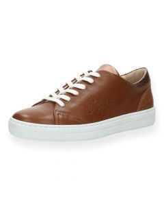 Cognac sneakers Anika