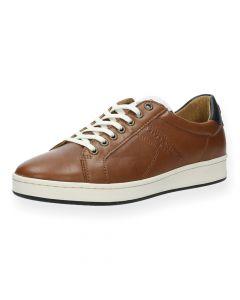 Cognac sneakers Bazar