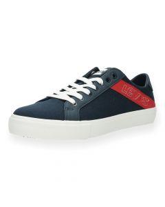 Blauwe sneakers Woodward