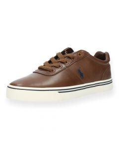 Bruine sneakers Hanford