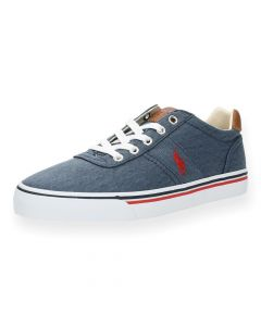 Lichtblauwe sneakers Hanford