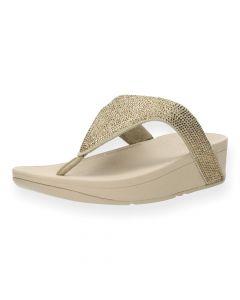 Gouden slippers Lottie
