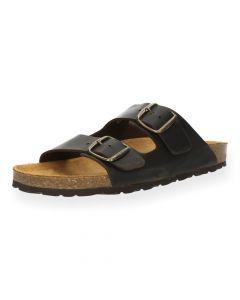 Bruine slippers Macam