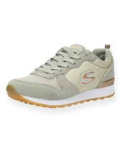 Beige sneakers Retros