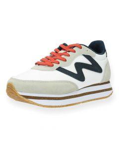 Multicolour sneakers Olivia Plat II