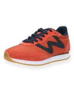 Rode sneakers Olivia II