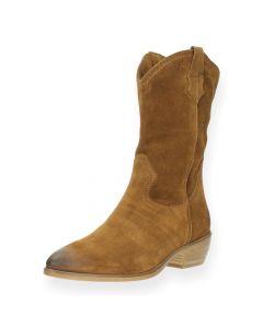 Bruine kuitlaarzen