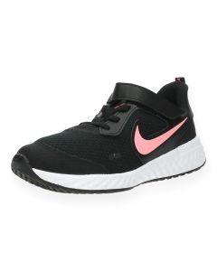 Zwarte sneakers Revolution