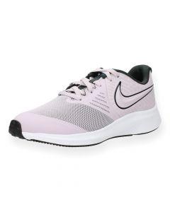 Roze sneakers Star Run