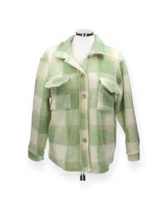 Groene jas