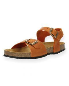 Oranje sandalen Louis