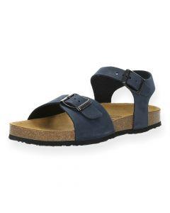 Blauwe sandalen Louis
