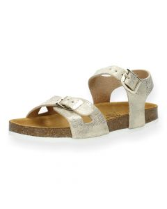 Gouden sandalen Lisa