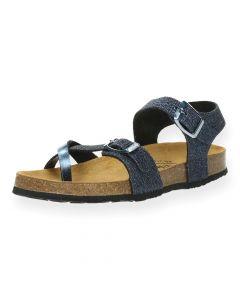 Blauwe sandalen Zombay