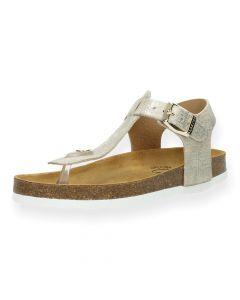 Gouden sandalen Elfy