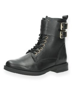 Zwarte bottines Conan