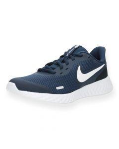 Blauwe sneakers Revolution