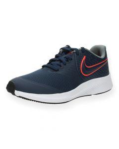 Blauwe sneakers Star Runner