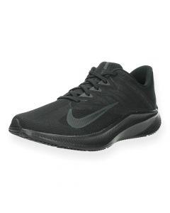 Zwarte sneakers Quest