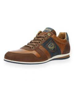 Bruine sneakers Asiago