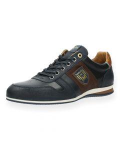 Blauwe sneakers Asiago