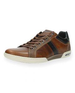 Bruine sneakers Coltrane