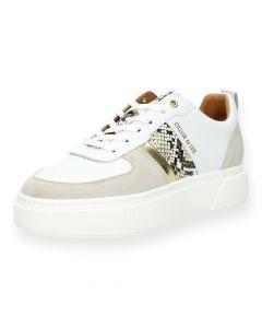 Witte sneakers Lauren