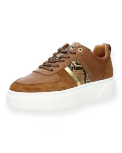 Cognac sneakers Lauren