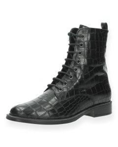 Zwarte bottines Sonia