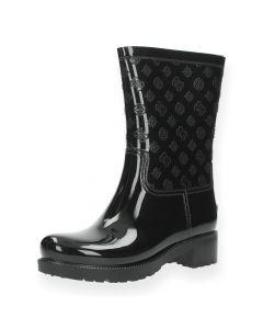 Zwarte boots Ribba
