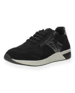 Zwarte sneakers Vegan