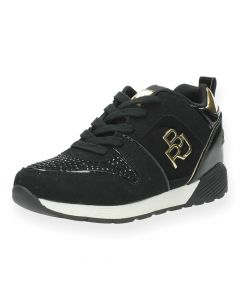 Zwarte sneakers Paris