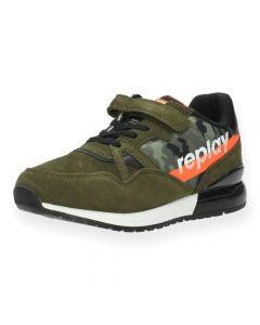 Kaki sneakers Ribery