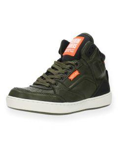 Kaki sneakers Bokai