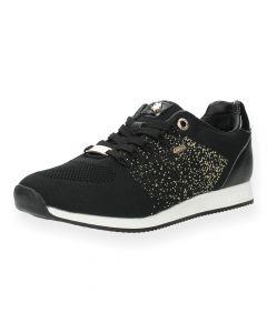 Zwarte sneakers Djaimy