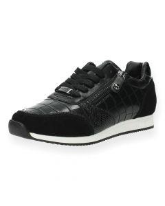 Zwarte sneakers Federica