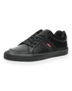 Zwarte sneakers Turner