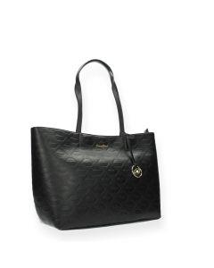 Zwarte shopper Ciara